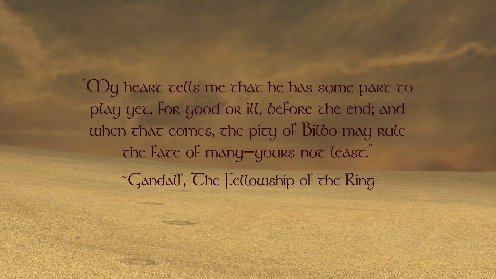 By Bilbo Baggins Quotes. QuotesGram